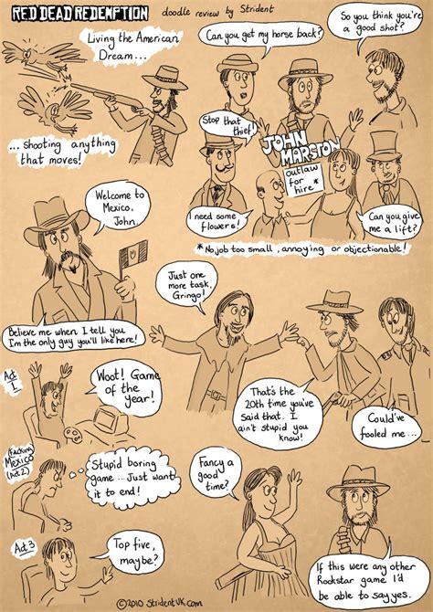 doodle review stridentuk 187 archive 187 doodle review dead redemption