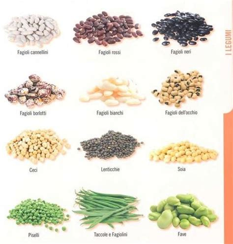 alimenti ricchi di manganese cereali e legumi paperblog