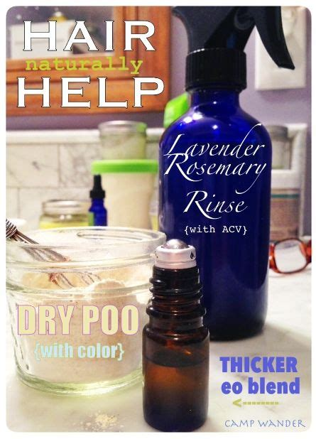 essential oils for hair growth and thickness 3 hair helpers for thicker longer hair naturally tips