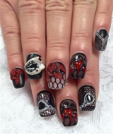 fifty shades of grey nails easy nail art tutorial 50 shades of grey nail art tumblr nail art ideas
