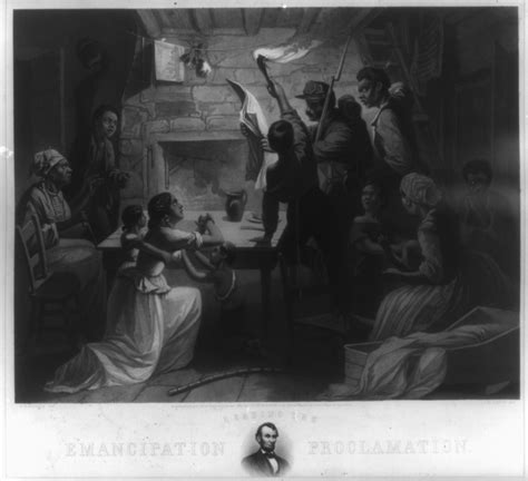 colonization after emancipation lincoln and the movement for black resettlement books the emancipation proclamation ushistory org