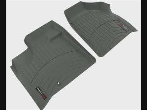 weathertech floor mats for dodge grand caravan 2010 wt441411