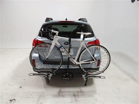 subaru outback wagon swagman xtc   bike platform rack      trailer hitches