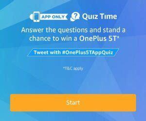 Answer Quiz And Win Money - amazon aveeno quiz answers win rs 5000 amazon cash zippy tricks