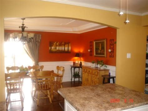 orange quot falling leaves quot behr paint and primer yellow quot root quot ben color mixed in