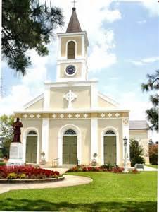 Catholic Church Martin De Tours Catholic Church St Martinville Louisiana