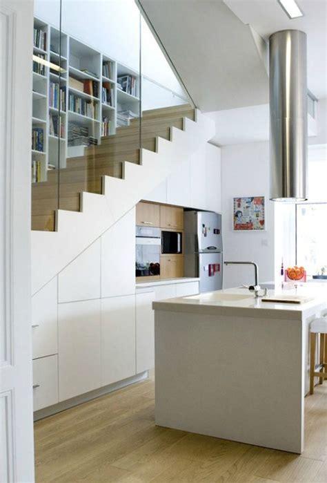 ideas  decorar tu hogar en habitissimo cocina debajo de escaleras cocinas pequenas