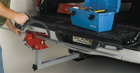 Bench Press Safety Stands Hitch Vise Mount American Van