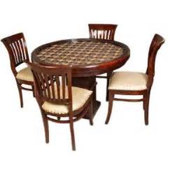 Dining Table 4 Chairs Price Induscraft Brass Fitted 4 Seater Dining Table Set Dining