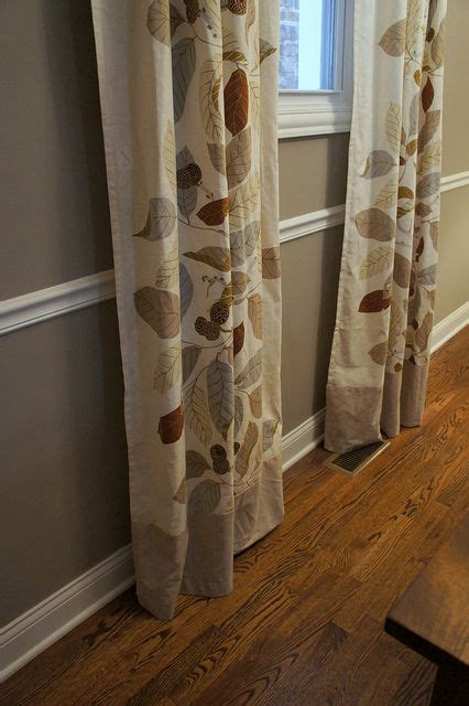 how to add length to curtains 25 best ideas about lengthen curtains on pinterest