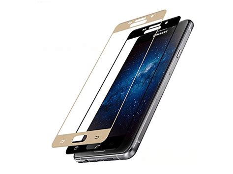 Samsung Galaxy A5 2017 Tempered Glass Cover Berkualitas samsung galaxy a5 2017 tempered glass cover 3d