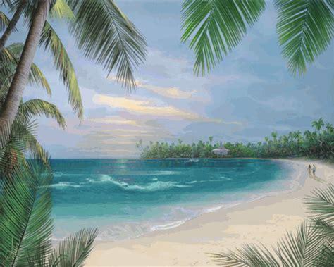 tropical island paradise tropical island tropical paradise