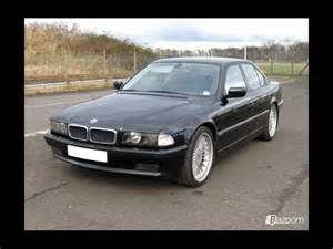 1998 Bmw 740i Bmw 740i 1998 Colour Cosmos Black What
