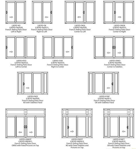 Patio Door Sizes Patio Door Sizes Darcylea Design