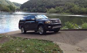 Ford Expedition El 2015 Car And Driver