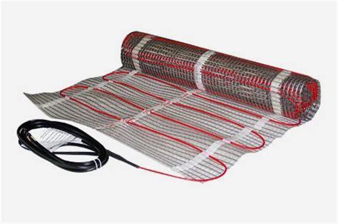 riscaldamento elettrico a pavimento consumi riscaldamento a pavimento elettrico o idraulico