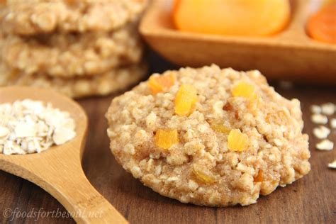 healthy cookies apricot oatmeal cookies s healthy baking