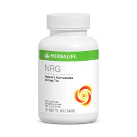Teh Nrg herbalife nutrition energy fitness
