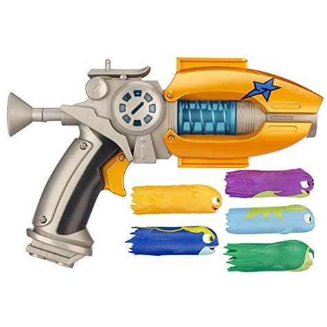 deluxe blaster slugterra for the target birthday
