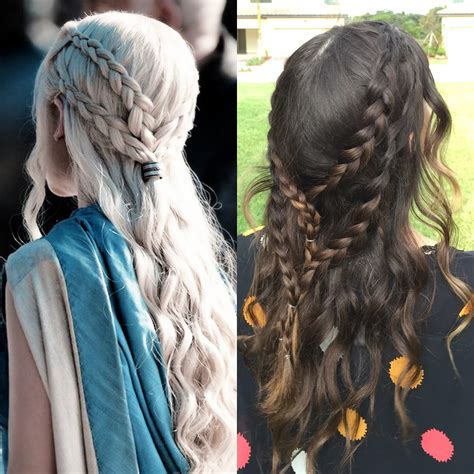 Hairstyle Of Thrones by Daenerys Targaryen Hairstyles Hd Pictures