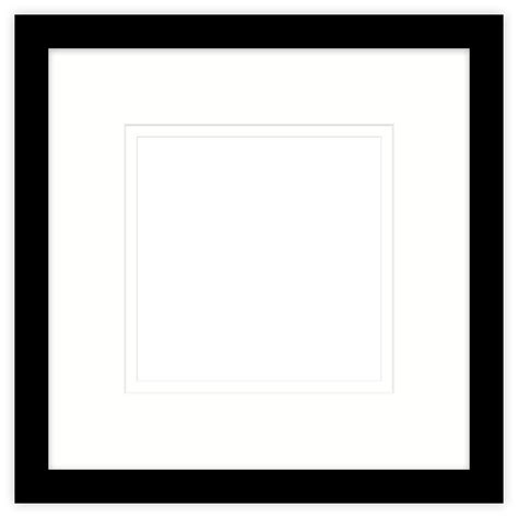 Frame Square Black simple black frame www pixshark images galleries with a bite