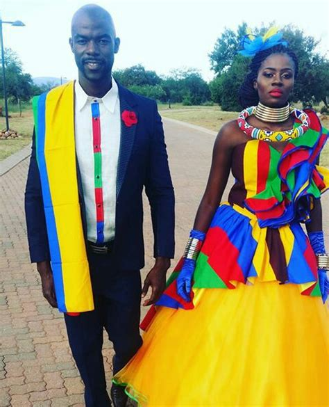 Wedding Attire Designs by Ndebele Wedding Attire Design Weddings