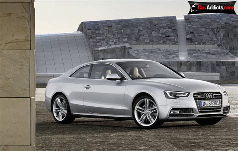 Audi A5 Facelift by Audi Forum Official 2012 Audi A5 Facelift And 2012 Audi