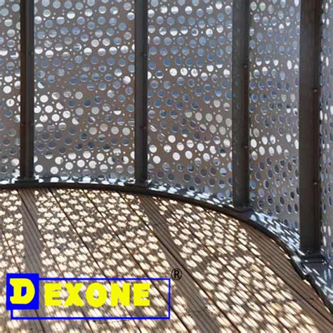 metal aluminium laser cutting panel for screen, fence, wall, View laser cutting panel, DEXONE