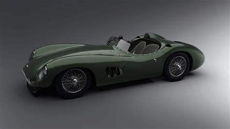 vintage aston martin race car aston martin racing dbr1 vintage 3d model max obj fbx