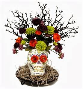 halloween flower arrangements alaric flower design 6 stylish halloween centerpiece ideas
