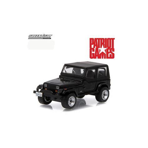 Greenlight 1987 Jeep Wrangler Yj Patriot greenlight series 13 1987 jeep wrangler yj patriot