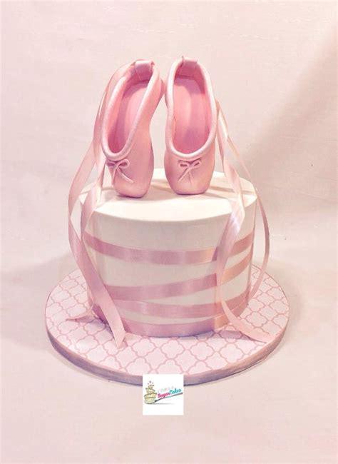 ballet slipper cake ballet slippers cake cakecentral
