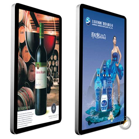 Monitor Lcd Vertical 42 inch wall mount vertical lcd display vertical lcd advertising tv vertical lcd advertisement