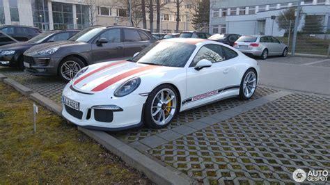 Porsche R Preis by Porsche 911 R 11 Mrz 2016 Autogespot