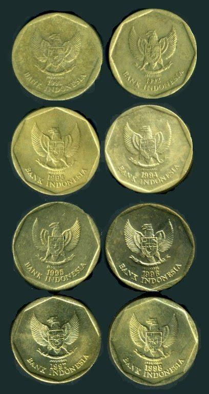 100 Rupiah Logam Tipis Th 1978 info bolu harga jual uang logam indonesia dari rp 50 rp