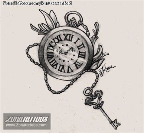 imagenes de tatuajes de relojes antiguos 17 mejores ideas sobre dibujo reloj de bolsillo en