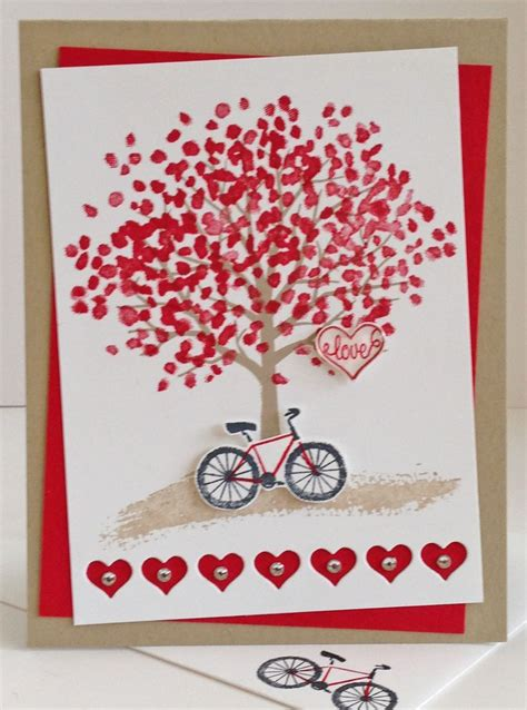 Handmade Cards - best 25 handmade valentines cards ideas on