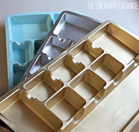 Paint Drawers by Spray Paint Drawer Organizers In Chic Metallics Paint It