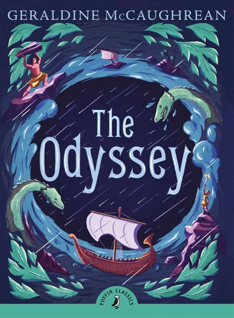 the odyssey picture book the odyssey by geraldine mccaughrean