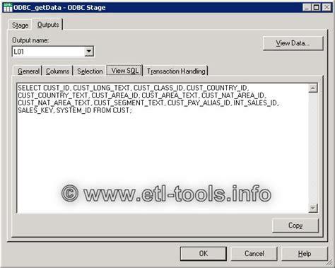 tutorial etl oracle datastage tutorial odbc and oracle stages