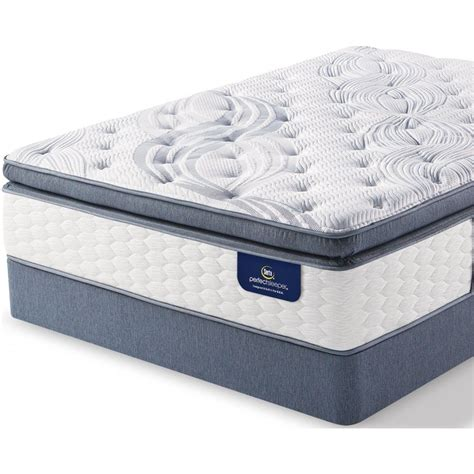 Serta Firm Pillow by Serta Sleeper Mackay Firm Pillowtop