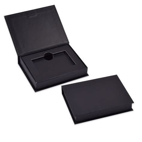 Black Gift Card Box - magnetic gift card boxes black wholesale canada