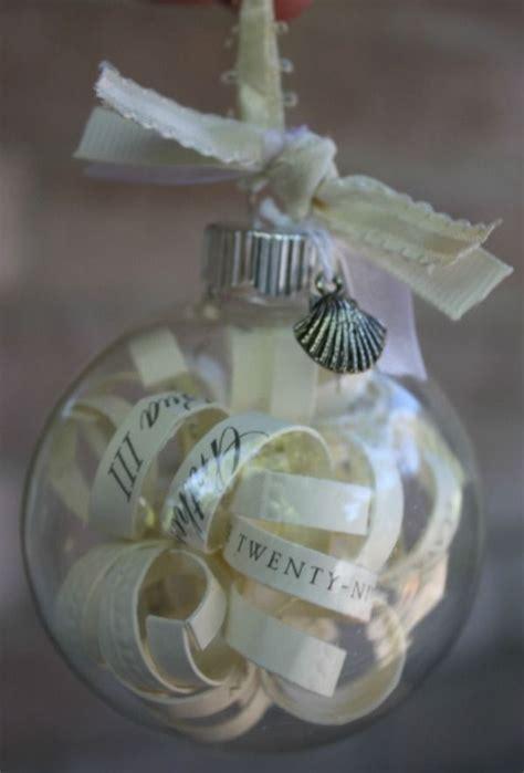 1000 ideas about wedding christmas ornaments on pinterest