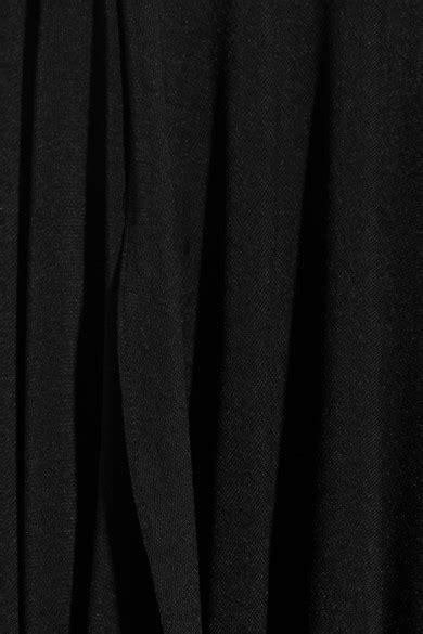 Kain Meteran Katun Toyobo Navy maison margiela asymmetric crepe jersey top net a