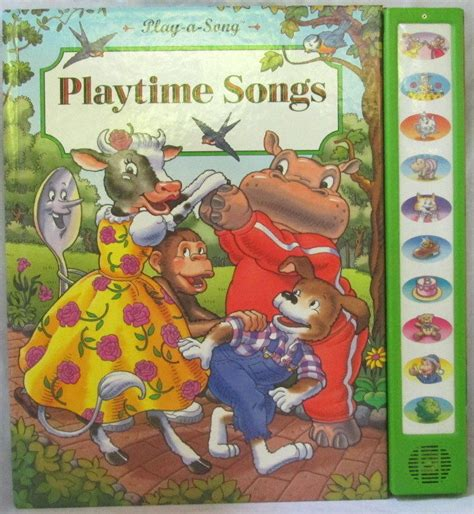 the s song books play a song playtime songs by unknown edition