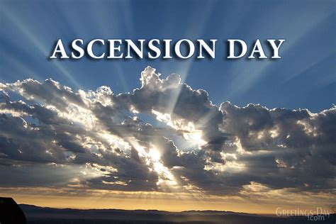 ascension day cards pictures holidays