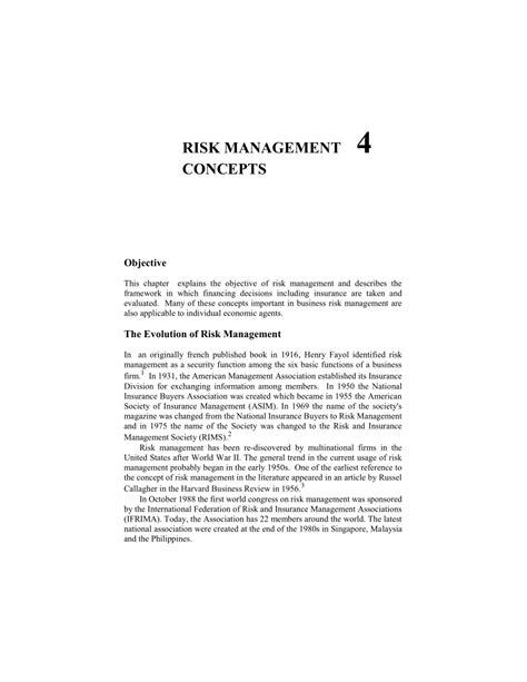risk management cover letter enterprise risk management resume 6th free cover letter
