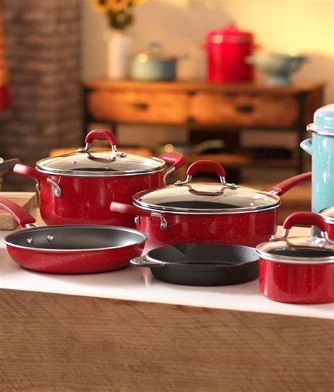 ree drummond cookware at walmart now you re cooking bring some color to your kitchen with