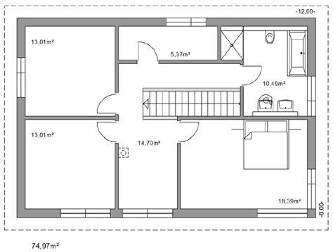 plan maison une chambre plan maison 150m2 4 chambres