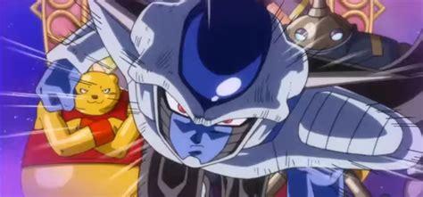 anime dragon ball super episode terbaru frost dragon ball super kembaran frieza dari universe 6